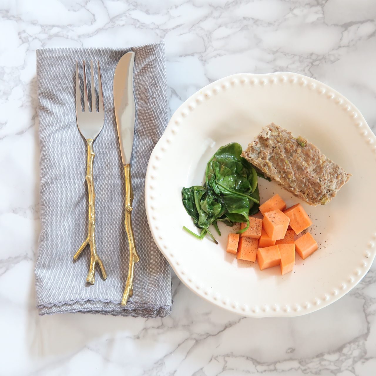 Clean Eating Turkey Meatloaf Recipe