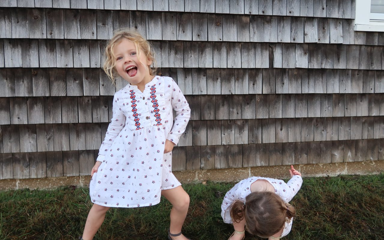 Thanksgiving Dresses for Little Girls