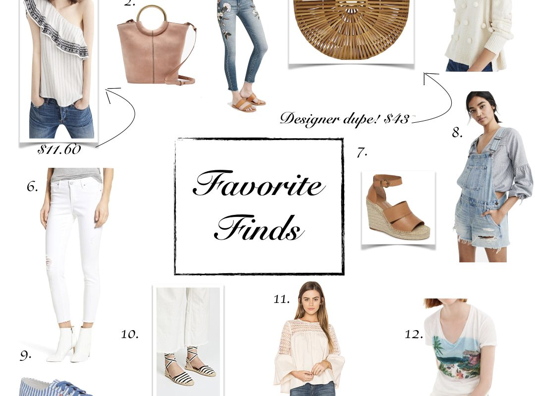 Favorite Finds | Spring Fever