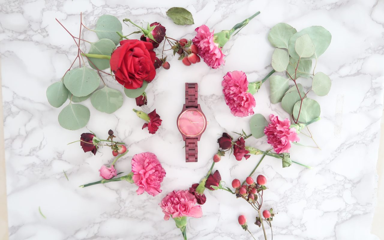A Unique Gift for Valentine's Day with Jord Watches