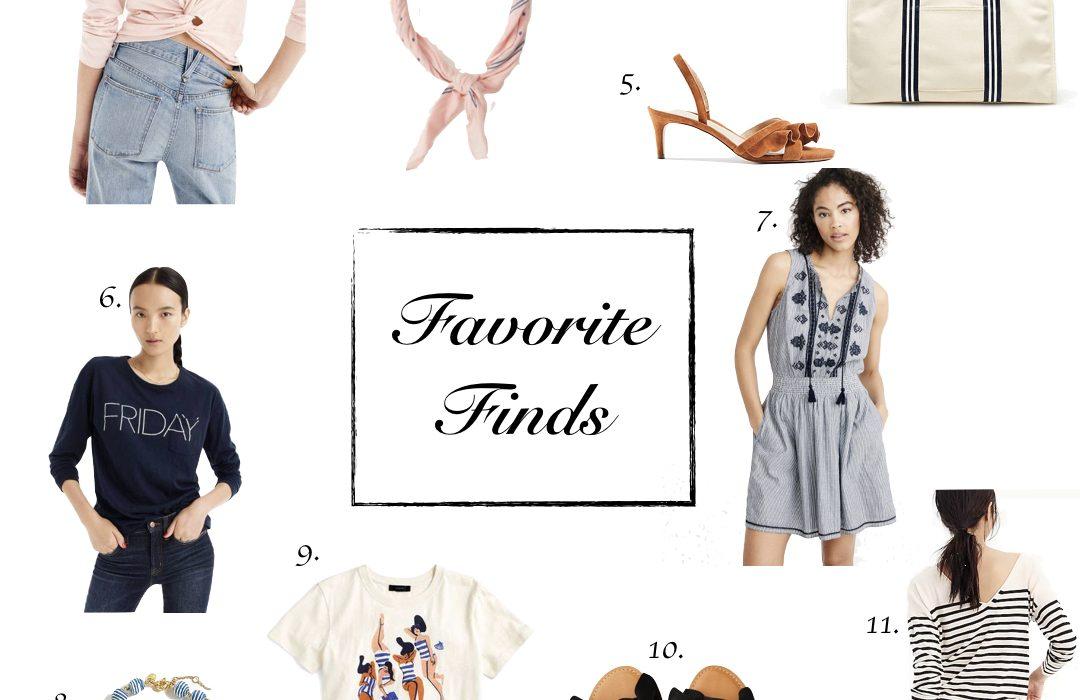 Favorite Finds | Easter Weekend Sales