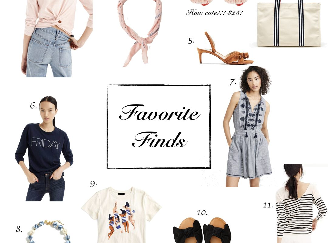 Favorite Finds | Easter Weekend Sales