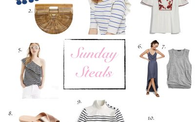 Sunday Steals | 4.29.18