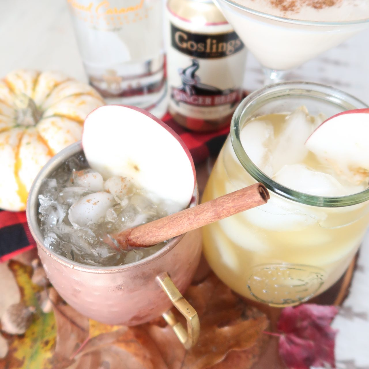 Fall Cocktail Recipes
