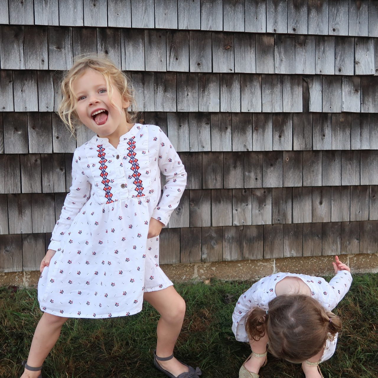 Thanksgiving Dresses for Little Girls