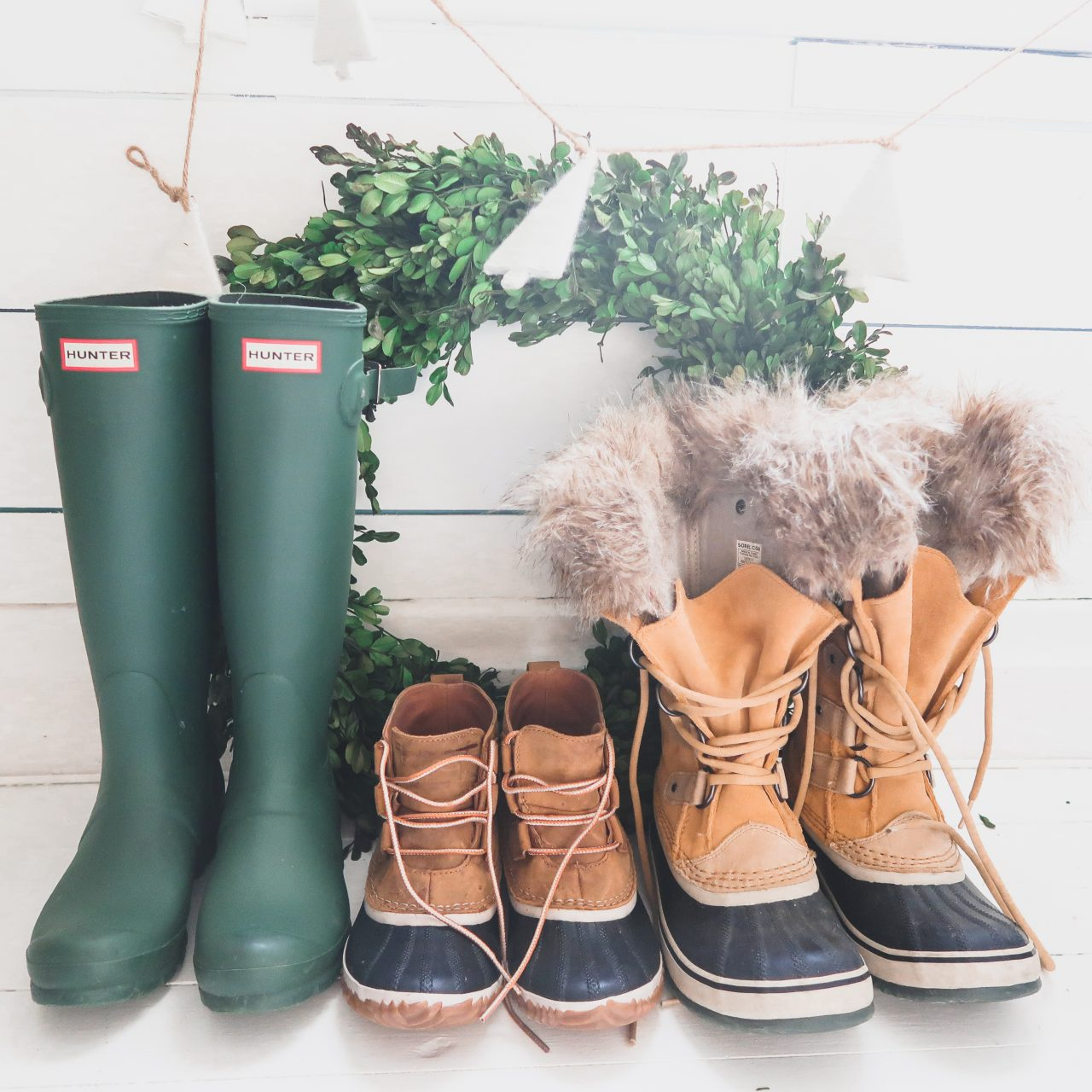 My Favorite Winter Weather Boots