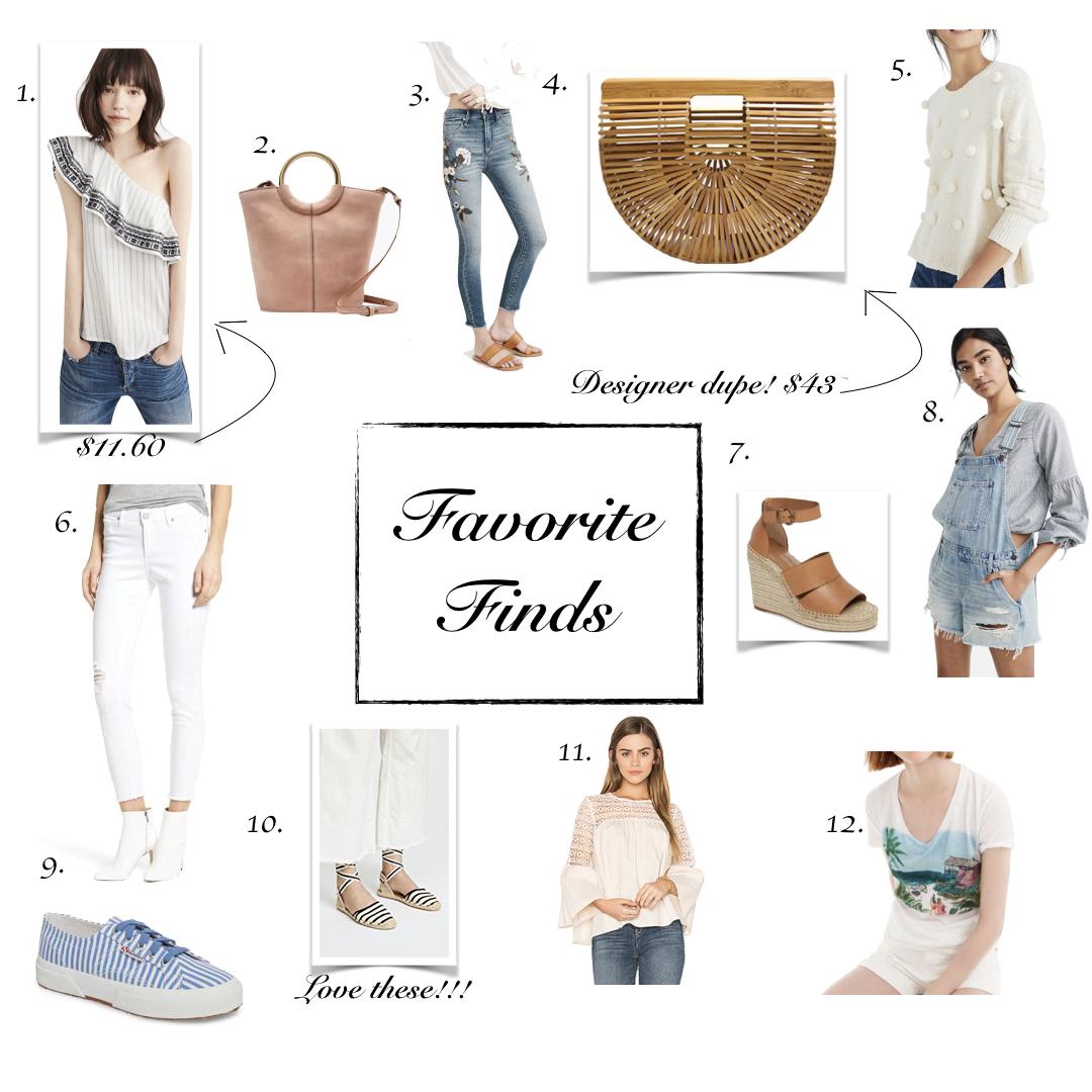 Favorite Finds | Spring Fever
