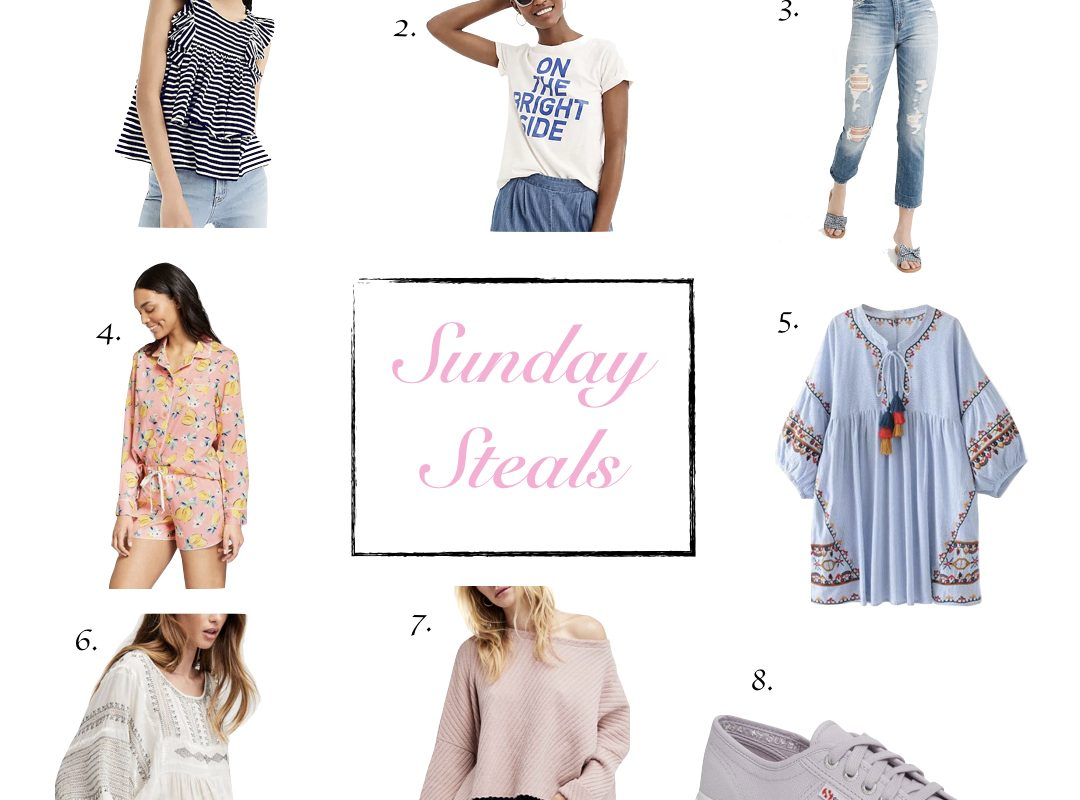 Sunday Steals