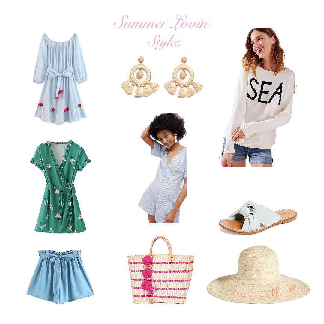 Summer Lovin' Styles