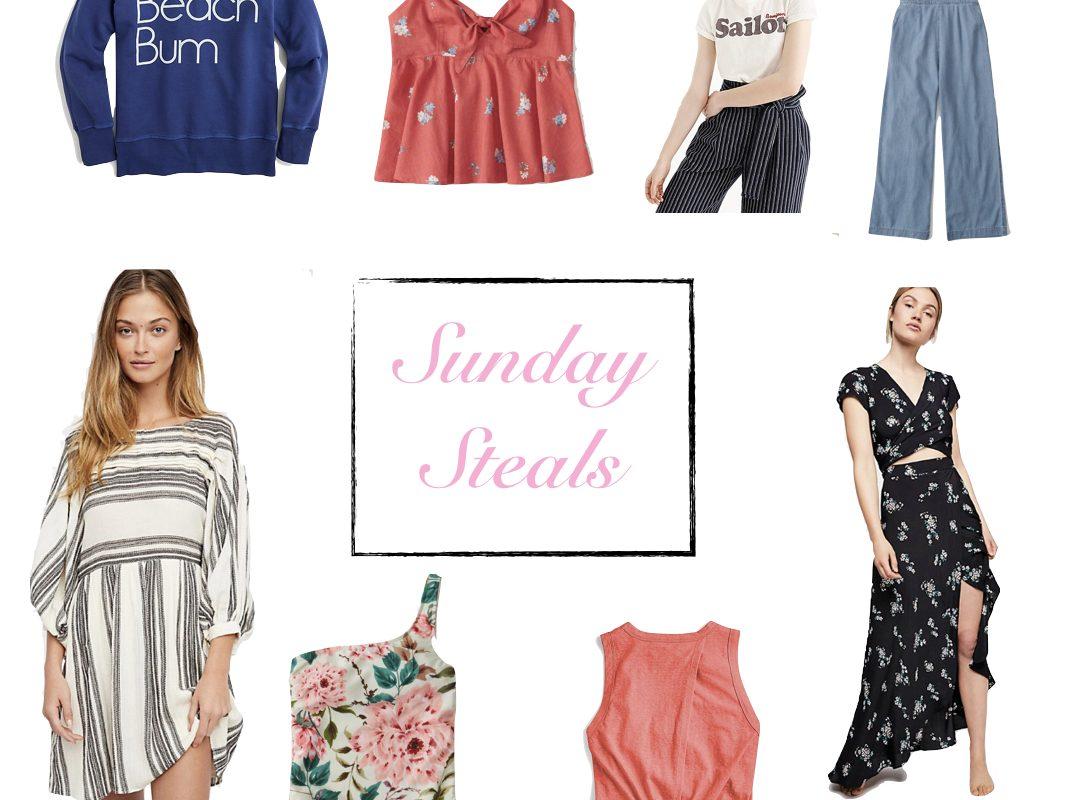Sunday Steals